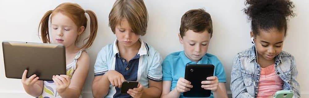 Child's Screen Time